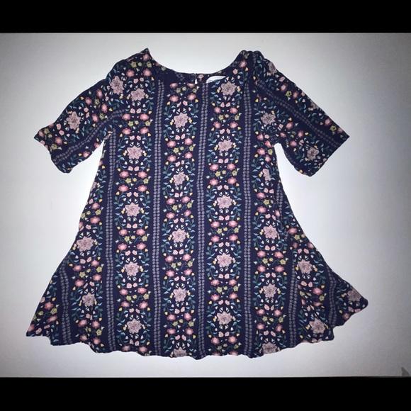 Old Navy 3T floral dress
